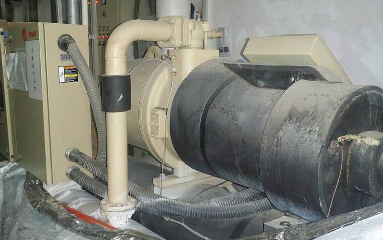 特灵螺杆机维修,特灵trane压缩机维修保养内容